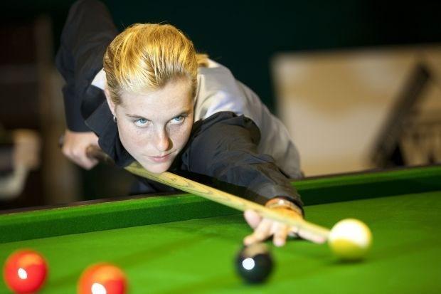 Wendy Jans pakt twaalfde Belgische snookertitel