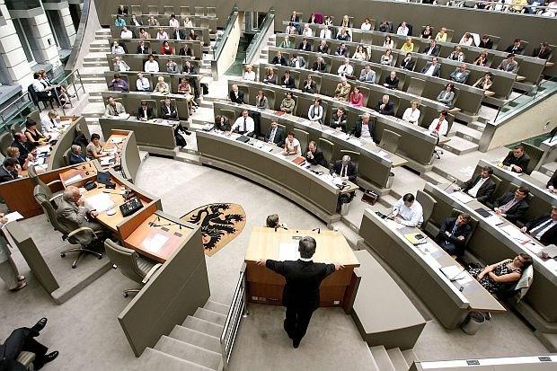 Meer vrouwelijke verkozenen in Vlaams Parlement
