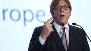 Guy Verhofstadt (Open Vld) Europees stemmenkampioen