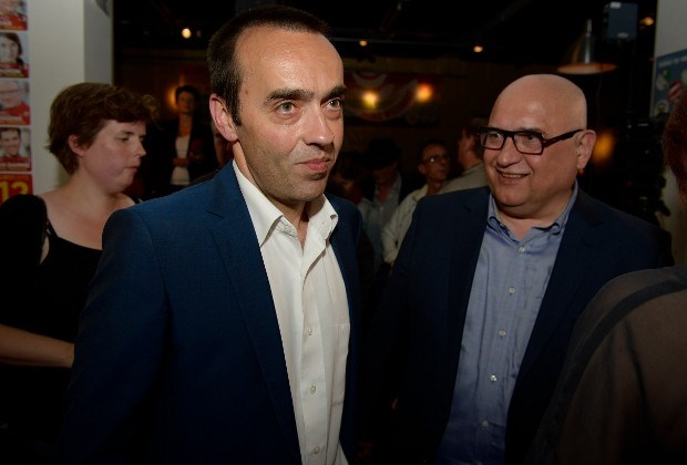 """Tobback: """"Klaar voor oppositie, met veel goesting"""""""
