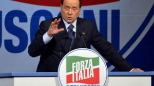 Gemeenschapsdienst levert Berlusconi geen enkele stem op in bejaardentehuis