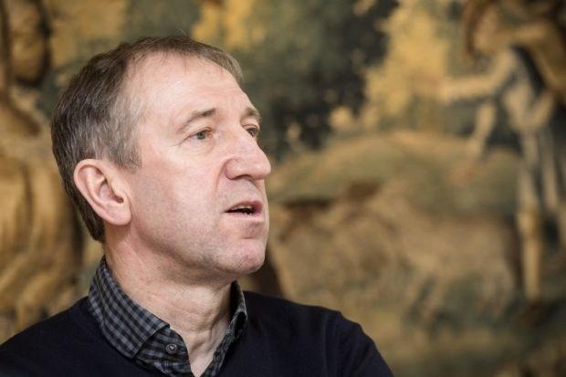 Franky Van der Elst nieuwe trainer van Roeselare