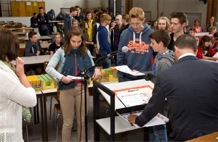 1500 leerlingen zweren roken af