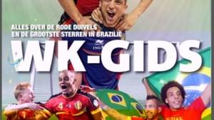 Vandaag bij GvA: glossy WK-gids
