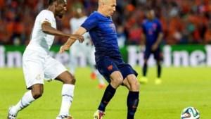 Ghana moet verdediger Akaminko missen op WK