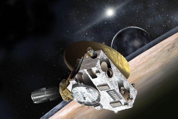 Blik op de ruimte: New Horizons in tijdnood