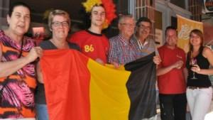WK-gekte in Sint-Amands