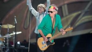 The Rolling Stones bouwen feestje op Pinkpop