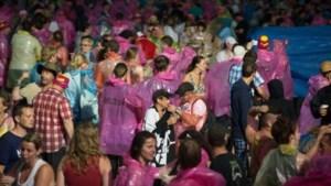 Organisatie Pinkpop verwijdert lichtmasten