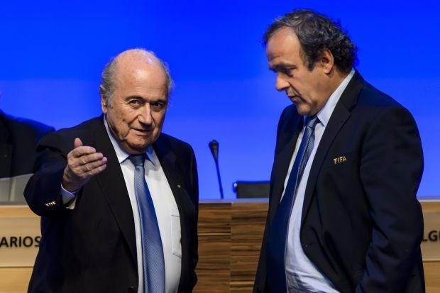 """Michel Platini: """"Ik steun Blatter niet meer"""""""