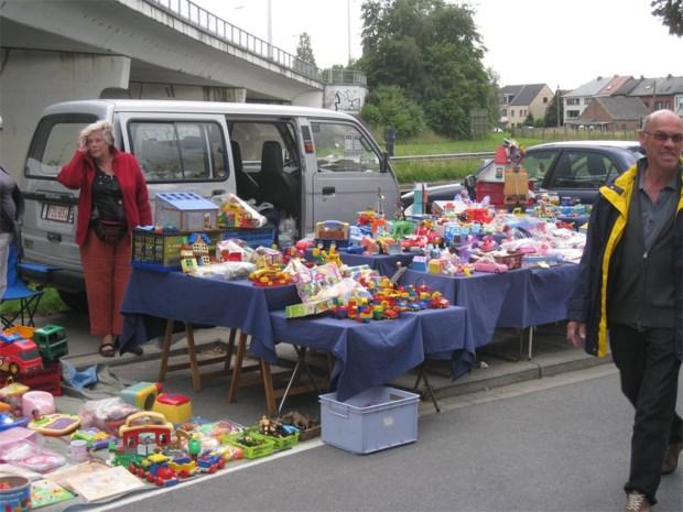 Battel Boegeert organiseert rommelmarkt
