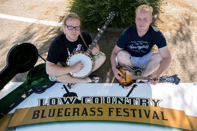 Geniet gratis van bluegrassfestival