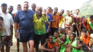 Nijlenaar organiseert WK voor straatkinderen