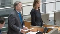 De Croo even voorzitter Vlaams Parlement