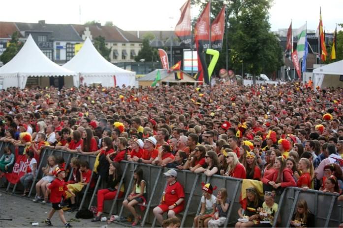 Limburg kijkt opnieuw massaal samen naar Rode Duivels (albums)