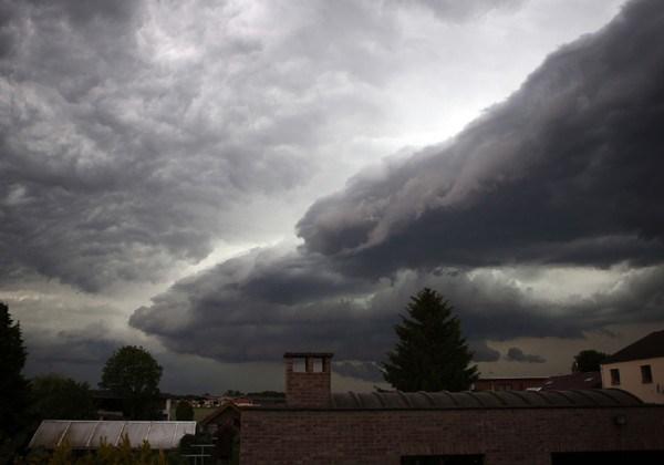 Opnieuw kans op onweer de komende dagen