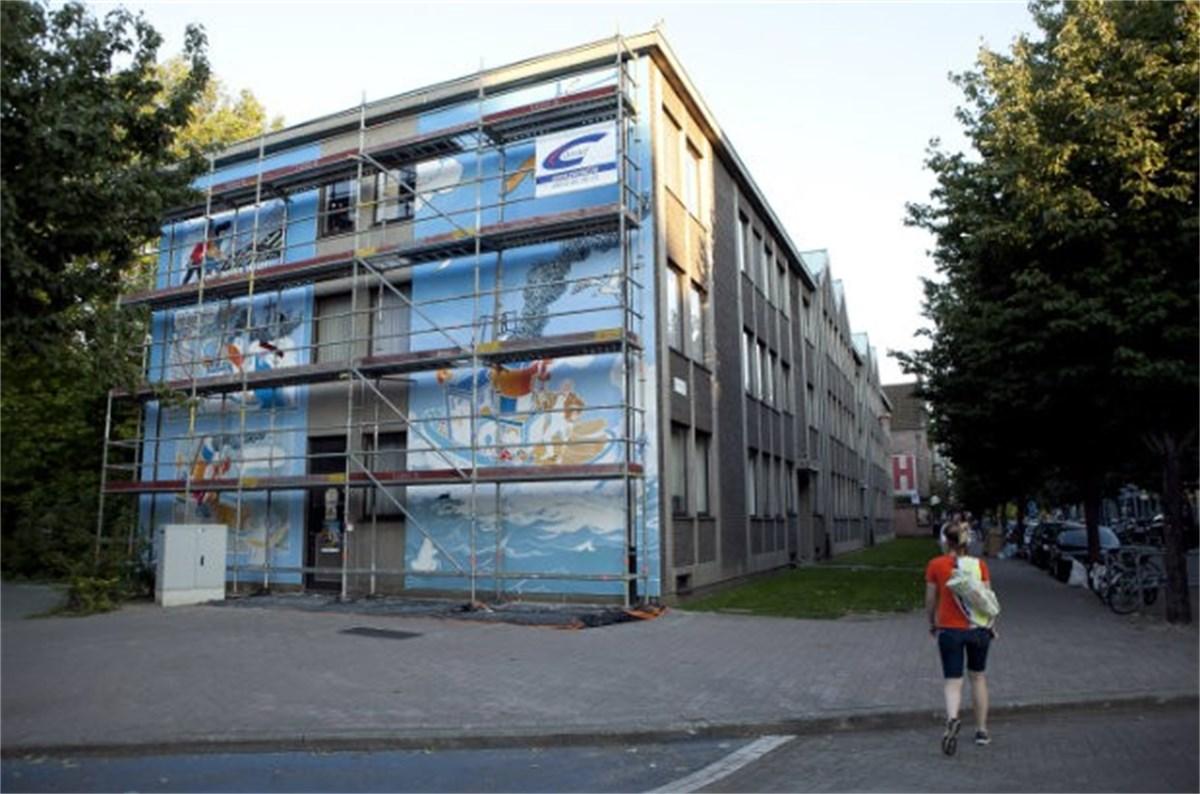 Beautiful Verlichting Kloosterstraat Antwerpen Pictures - Trend ...