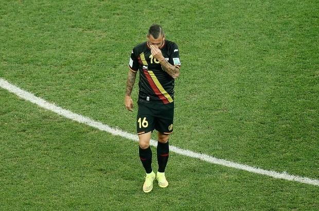 Defour mogelijk meer dan één match geschorst