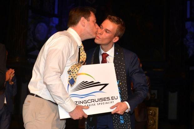 Willem Joris is Mister Gay Vlaanderen 2014