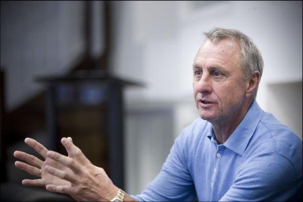 Johan Cruyff lyrisch over Oranje: 'Mooiste 20 minuten van het WK'