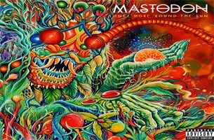 CD: Once More 'Round The Sun -Mastodon (****)