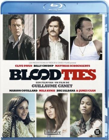 DVD: Blood Ties (***)
