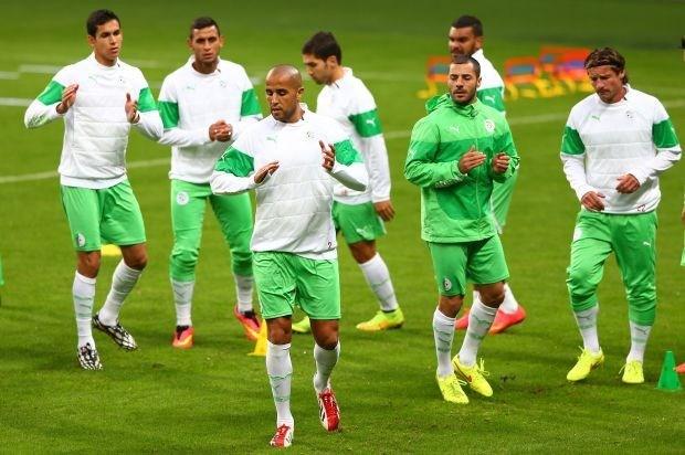 Herbeleef Duitsland-Algerije
