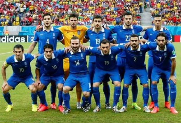 Griekse spelers vragen trainingscentrum in plaats van WK-premie