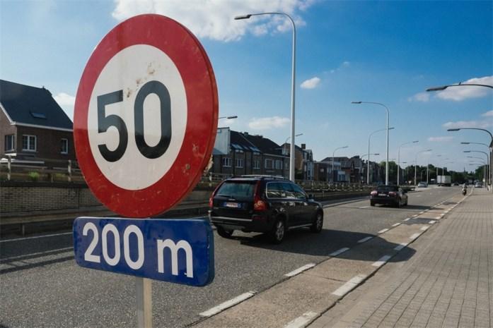 Brusselsesteenweg (N1) deels afgesloten