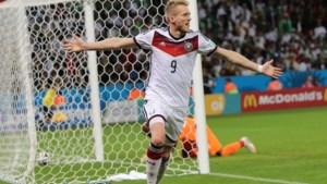 Geniale ingeving Schürrle redt Duitsland tegen Algerije (video)