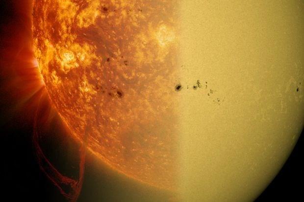 Blik op de Ruimte: zon in de kijker