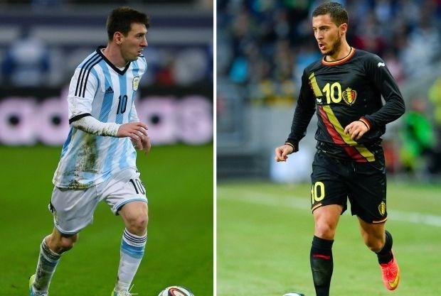 Wat doet België tegen Argentinië? (poll)