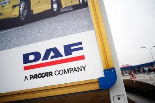 DAF Westerlo produceert miljoenste vrachtwagencabine