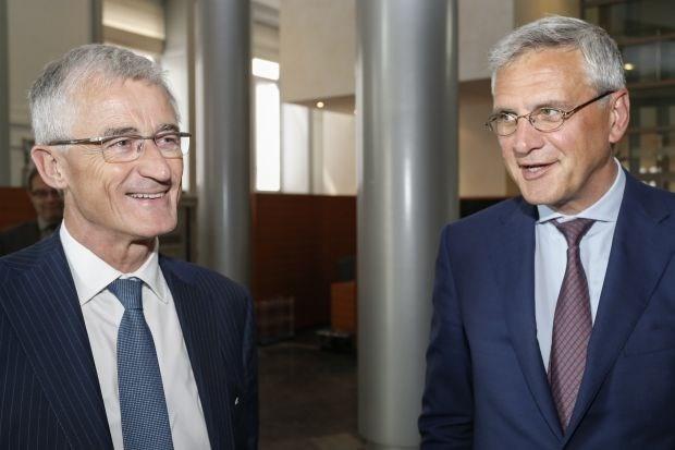 """""""Stevige gesprekken"""" over begrotingsoefening bij Vlaamse formatie"""