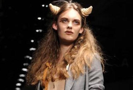 Vivienne Westwood ontwerpt voor jeansmerk Lee