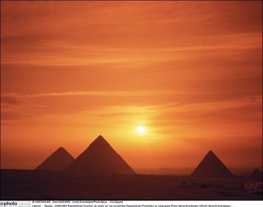 Egypte stelt piramide open voor publiek