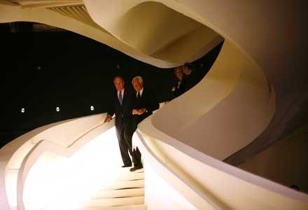 Giorgio Armani neemt volgende stap in concept store design