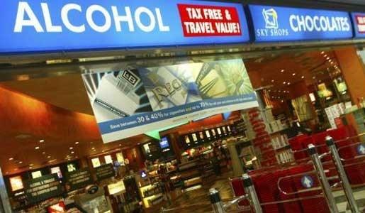 DKNY produceert speciaal parfum voor luchthaven