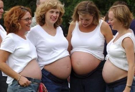 Vlaamse vrouwen kiezen voor meer kinderen