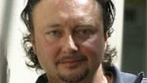 Luk Wyns (50) wordt voor de derde keer vader