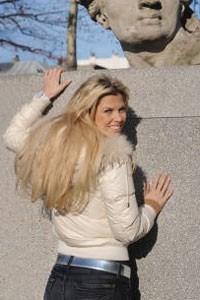 Tanja Dexters is verloofd