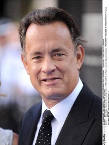 Tom Hanks dringt zich op bij film van eigen zoon