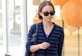 Natalie Portman ontkent relatie met Sean Penn