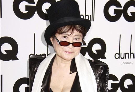 """België niet opgezet met """"zedenschennis"""" Yoko Ono"""
