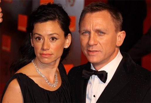 """Daniel Craig is stiekem getrouwd"""
