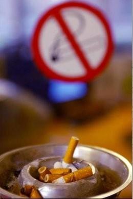 Al gamend stoppen met roken