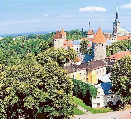 All-in in Tallinn