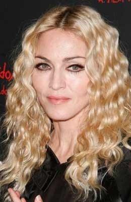 Gooi eens een sneeuwbal naar Madonna
