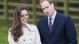 Kate en William zijn op huwelijksreis vertrokken