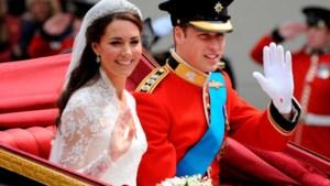 Wittebroodsweken zijn gedaan voor William en Kate